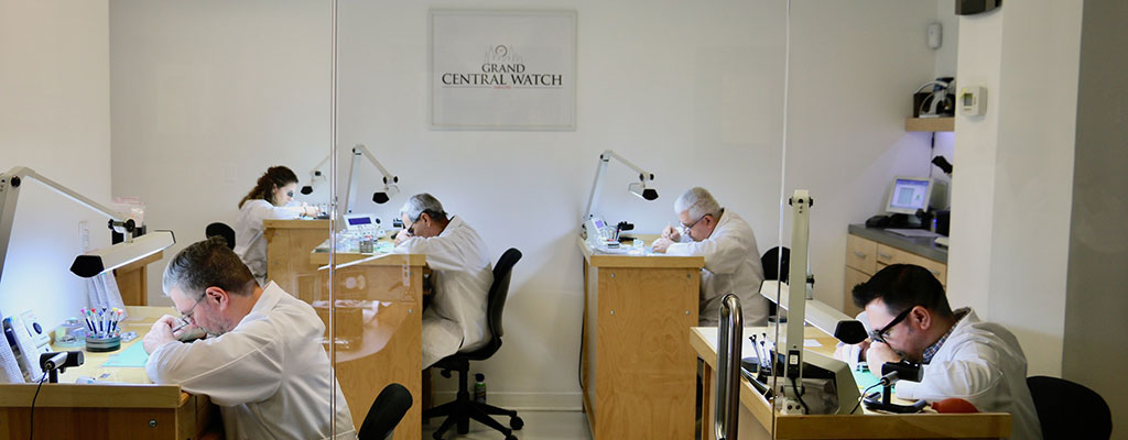 Expert Watch Repair NYC